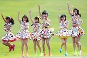 2017年 RIZAP KBCオーガスタゴルフトーナメント 3日目 HKT48