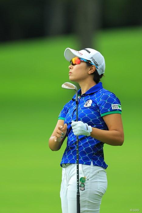 今週をきっかけに、復活を期待したいですね。 2017年 ニトリレディスゴルフトーナメント 最終日 森田理香子