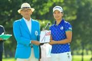 2017年 ニトリレディスゴルフトーナメント 最終日 森田理香子