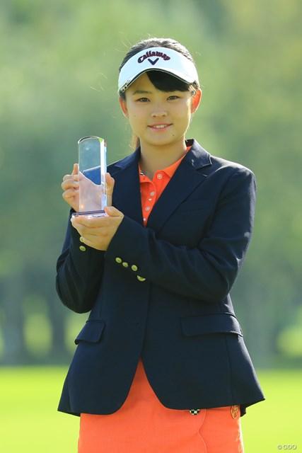 唯一予選通過したアマチュアの政田さんがローアマ獲得です。