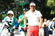2017年 RIZAP KBCオーガスタゴルフトーナメント 最終日 池田勇太