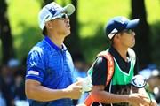 2017年 RIZAP KBCオーガスタゴルフトーナメント 最終日 上井邦裕