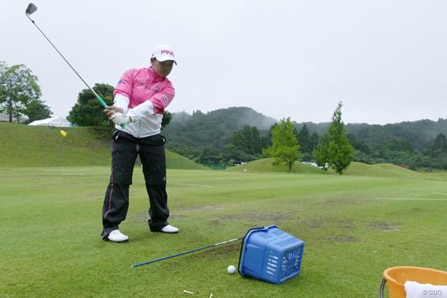 賞金ランキングで日本勢最上位につける鈴木愛