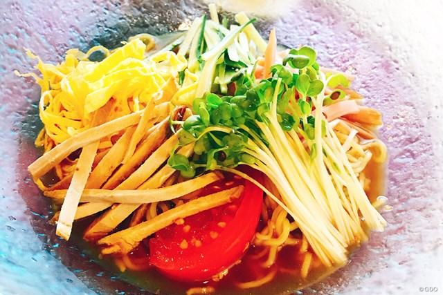 冷麺セット/1,620円(税込)