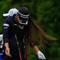 きっとクルー。 2017年 ゴルフ5レディス プロゴルフトーナメント 初日 平野ジェニファー