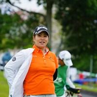 後輩ちゃん、とりあえず予選は通過した模様。 2017年 ゴルフ5レディス プロゴルフトーナメント 2日目 柳澤美冴