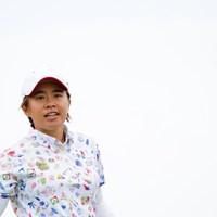 今日の私、なにをやっても上手くいくわ。 2017年 ゴルフ5レディス プロゴルフトーナメント 最終日 O.サタヤ