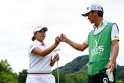 2017年 ゴルフ5レディス プロゴルフトーナメント 最終日 鈴木愛