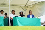 2017年 ゴルフ5レディス プロゴルフトーナメント 最終日 萬田久子