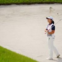 初優勝を目指した下川めぐみは追撃及ばず2位。今回は戦う相手が悪かった… 2017年 ゴルフ5レディス プロゴルフトーナメント 最終日 下川めぐみ