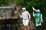 2017年 ゴルフ5レディス プロゴルフトーナメント 最終日 O.サタヤ