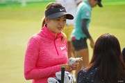 2017年 日本女子プロ選手権大会コニカミノルタ杯 事前 フォン・シミン