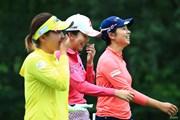 2017年 日本女子プロ選手権大会コニカミノルタ杯 初日 森田理香子