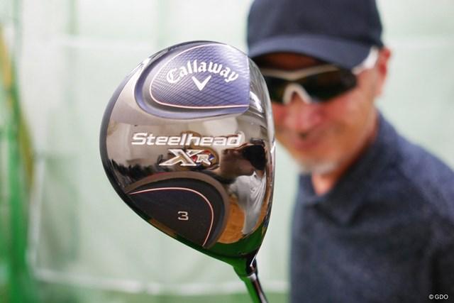 フェアウェイウッドが苦手なゴルファーにもやさしいと噂の『キャロウェイゴルフ スティールヘッド XR フェアウェイウッド』をマーク金井が徹底検証する。