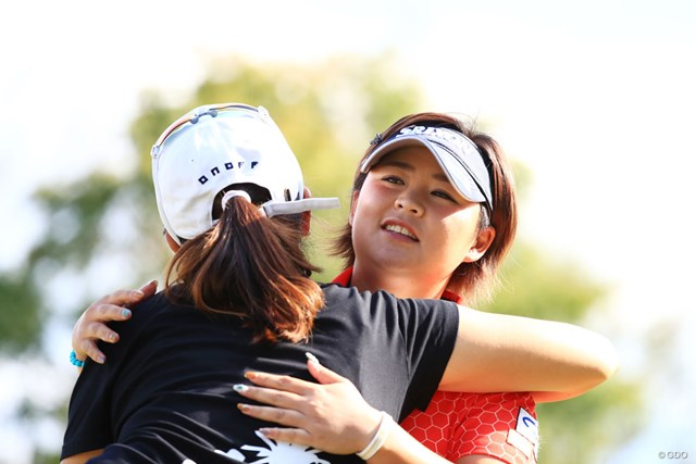 2017年 日本女子プロ選手権大会コニカミノルタ杯 3日目 東浩子 東浩子はメジャーでの好位置に「自信になる」