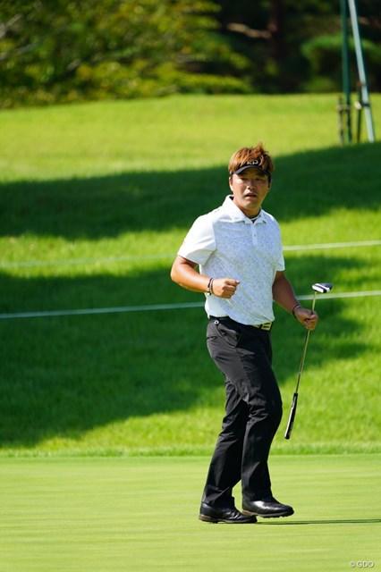 2週連続優勝がかかるリュー・ヒョヌは片山晋呉を破った経験がある