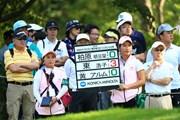 2017年 日本女子プロ選手権大会コニカミノルタ杯 3日目 松原由美