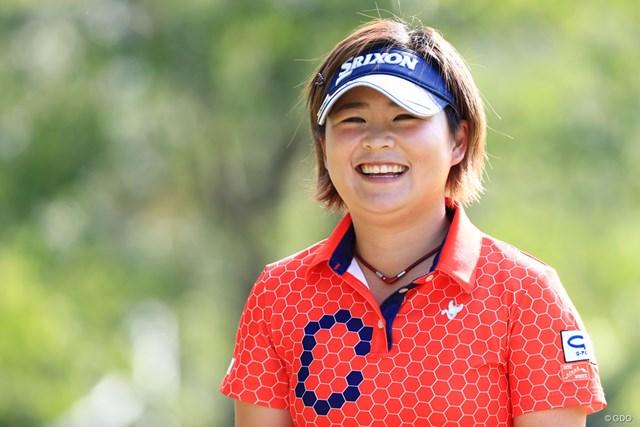 2017年 日本女子プロ選手権大会コニカミノルタ杯 3日目 東浩子 大好物のお肉は今週おあずけ