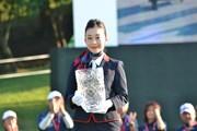 2017年 JAL選手権 最終日 スタッフ