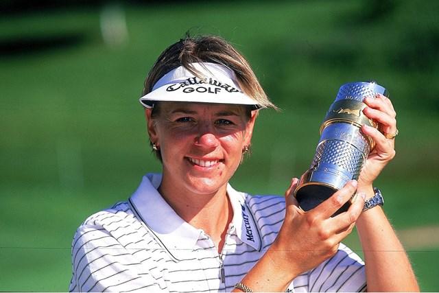 2000年大会優勝者のアニカ・ソレンスタム(Getty Images)