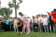 2009年 WGC HSBCチャンピオンズ3日目/石川遼
