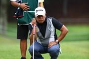 2017年 日本シニアオープンゴルフ選手権競技 2日目 プラヤド・マークセン