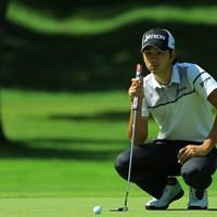 今日はバタバタと忙しいゴルフでしたかね。9位タイです。 2017年 ANAオープンゴルフトーナメント 2日目 鍋谷太一