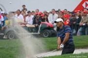 2009年 WGC HSBCチャンピオンズ3日目/タイガー・ウッズ