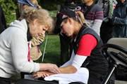 2017年 エビアン選手権 2日目 ポーラ・クリーマー