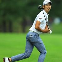 動きもコテコテの関西人! 2017年 ANAオープンゴルフトーナメント 3日目 鍋谷太一