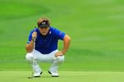 2017年 ANAオープンゴルフトーナメント 最終日 リュー・ヒョヌ