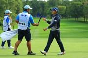2017年 ANAオープンゴルフトーナメント 最終日 今平周吾