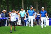 2017年 ANAオープンゴルフトーナメント 最終日 最終組