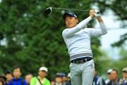 2017年 ANAオープンゴルフトーナメント 最終日 竹安俊也