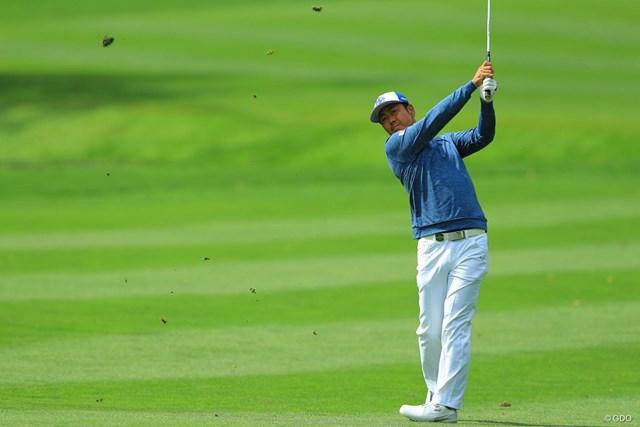 2017年 ANAオープンゴルフトーナメント 最終日 谷原秀人 4日間で納得の言葉は数えるほど。谷原秀人の目は強豪そろう欧州ツアーへと向いている