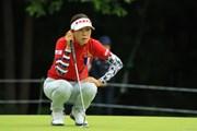 2017年 ミヤギテレビ杯ダンロップ女子オープン 2日目 李知姫