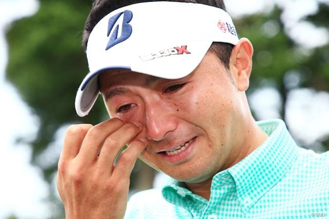 2017年 アジアパシフィック選手権ダイヤモンドカップ 最終日 片岡大育 夢の欧州進出へ向け、勝ちたい試合での勝利に思わず涙