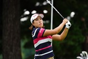 2017年 日本女子オープンゴルフ選手権競技 初日 キム・ヘリム