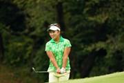 2017年 日本女子オープンゴルフ選手権競技 初日 鬼頭桜