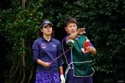 2017年 日本女子オープンゴルフ選手権競技 初日 藤田光里