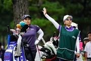 2017年 日本女子オープンゴルフ選手権競技 初日 馬場ゆかり