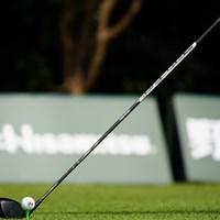 なぜボールにトラのイラスト? 2017年 日本女子オープンゴルフ選手権競技 初日 福田裕子