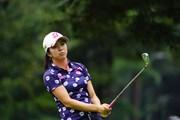 2017年 日本女子オープンゴルフ選手権競技 初日 堀琴音