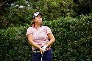 2017年 日本女子オープンゴルフ選手権競技 初日 柳澤美冴