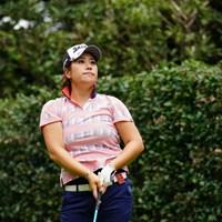 今週は自宅から通勤の余裕っぷり。 2017年 日本女子オープンゴルフ選手権競技 初日 柳澤美冴