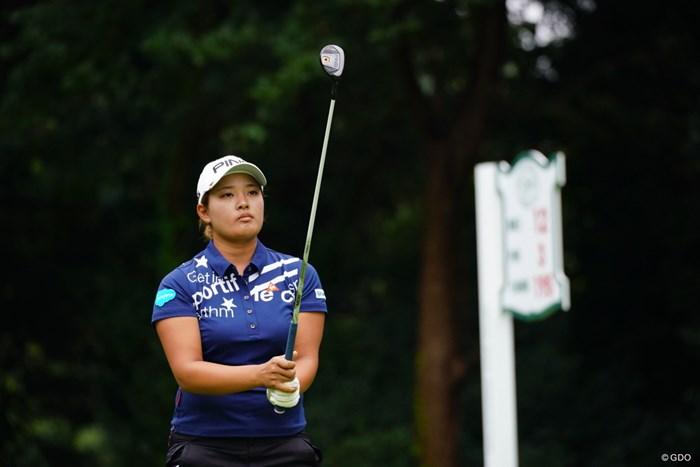 ユーティリティーももちろんPING。 2017年 日本女子オープンゴルフ選手権競技 初日 鈴木愛