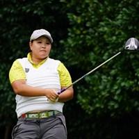 はい、マアヤの優勝! 2017年 日本女子オープンゴルフ選手権競技 初日 鈴木麻綾