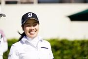 2017年 日本女子オープンゴルフ選手権競技 2日目 西山ゆかり