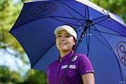 2017年 日本女子オープンゴルフ選手権競技 2日目 チョン・インジ