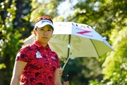 2017年 日本女子オープンゴルフ選手権競技 2日目 吉田弓美子